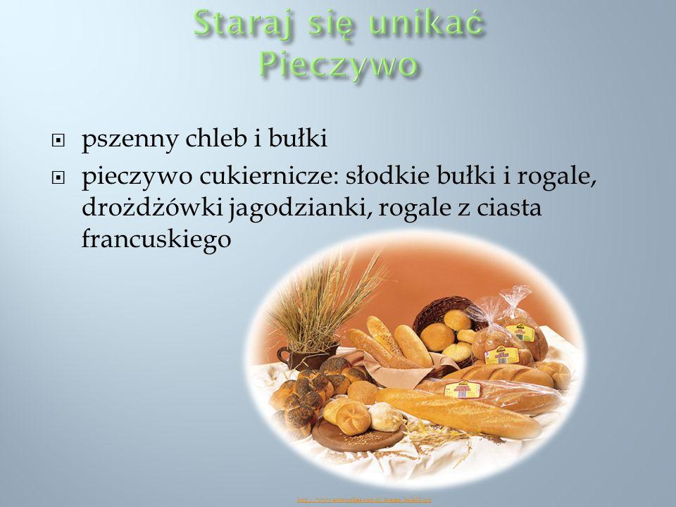 pszenny chleb i bułki pieczywo cukiernicze: słodkie bułki i rogale, drożdżówki jagodzianki, rogale z ciasta francuskiego http://www.arionpolbak.com.pl