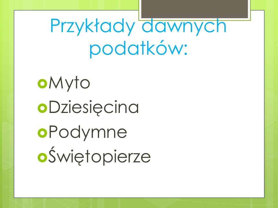 VAT (Value Added Tax) to podatek od towarów i usług.
