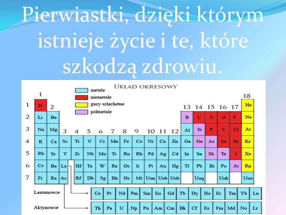 WYSTĘPOWANIE Tlen jest jednym z najczęściej występujących pierwiastków w przyrodzie.