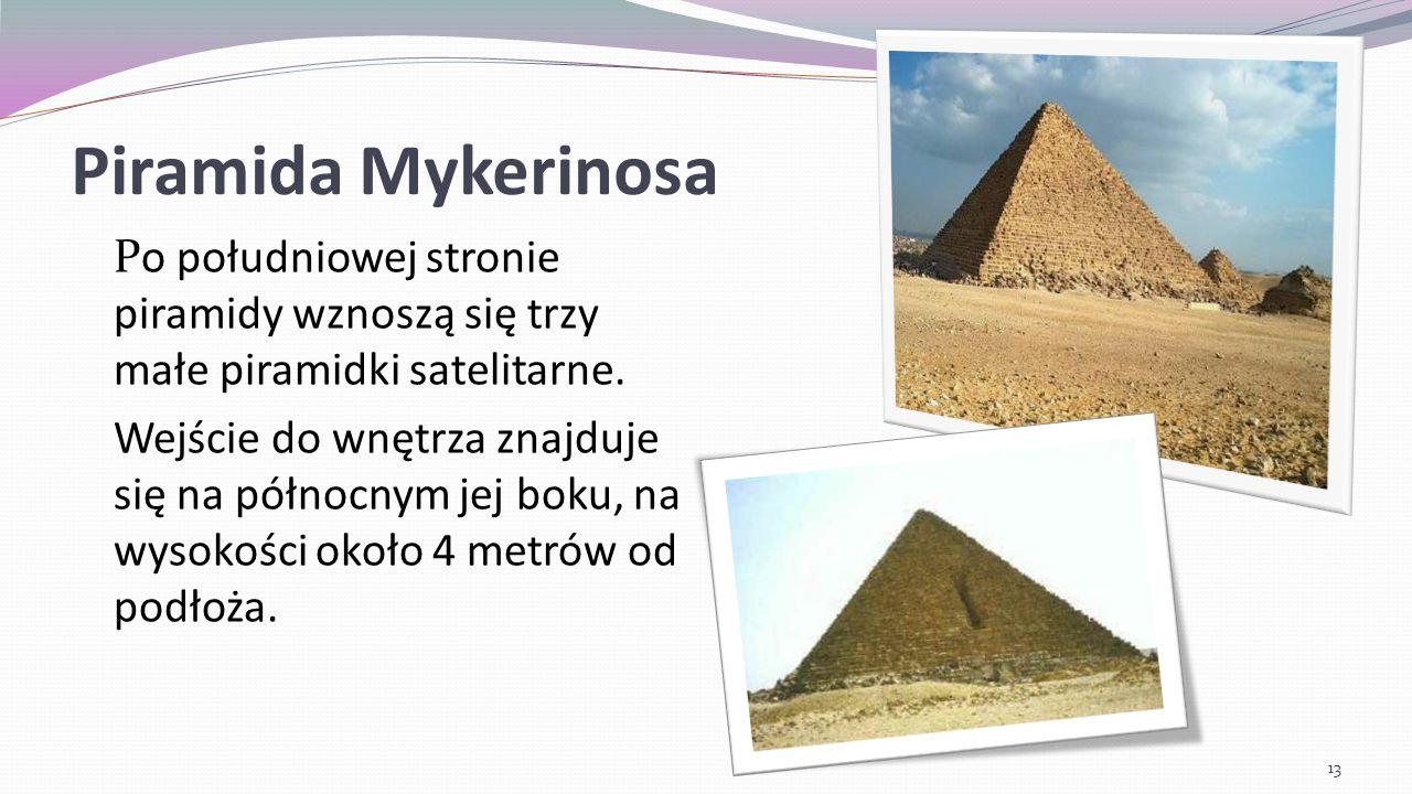 Piramida Chefrena 14