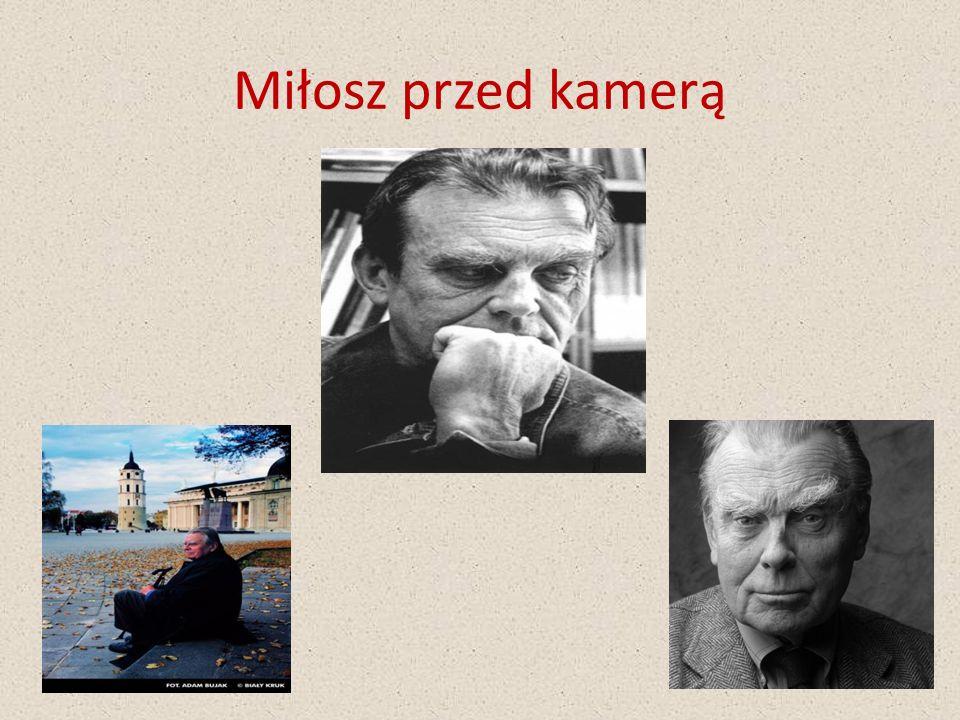 *Czesław Miłosz był Kawalerem Orderu Orła Białego.