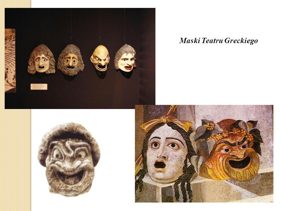 Budowa Teatru Greckiego: Teatr – najogólniej jest to budynek specjalnie budowany lub przystosowany do prezentowania przedstawień.