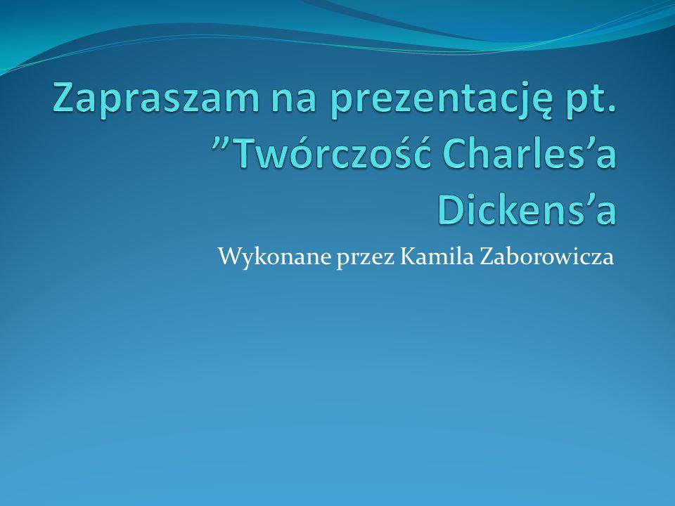 Wykonane przez Kamila Zaborowicza