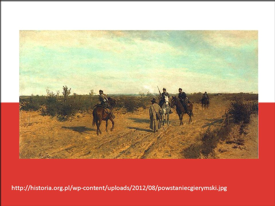 Romuald Traugutt to jeden z głównych dowódców powstania i jego ostatni dyktator. http://dzieje.pl/sites/default/files/traugutt2.jpg