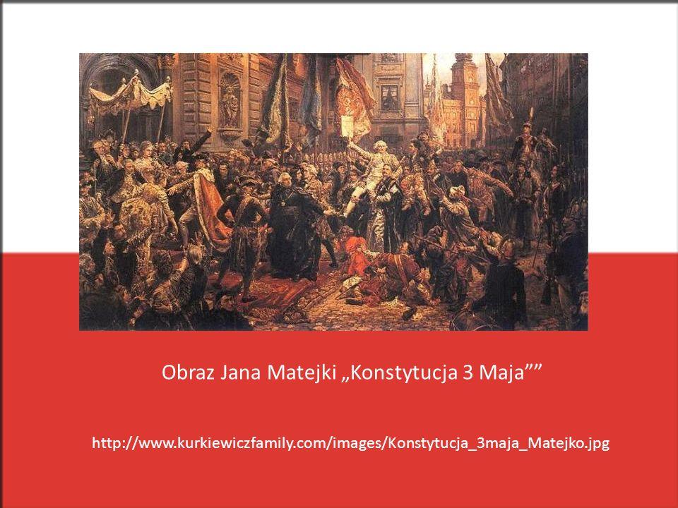 www.dzieje.pl www.odkrywcy.pl 222 ROCZNICA UCHWALENIA KONSTYTUCJI 3 MAJA