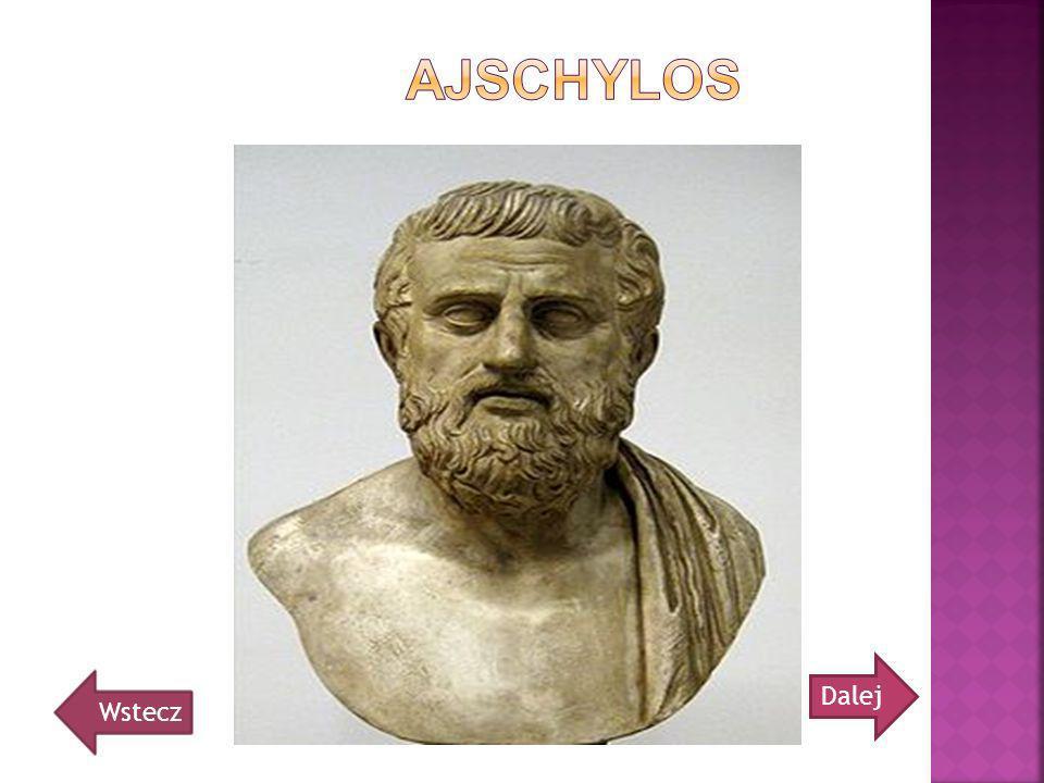 Sofokles (496-406 p.n.e.), był trzecim tragediopisarzem greckim (autor ok.