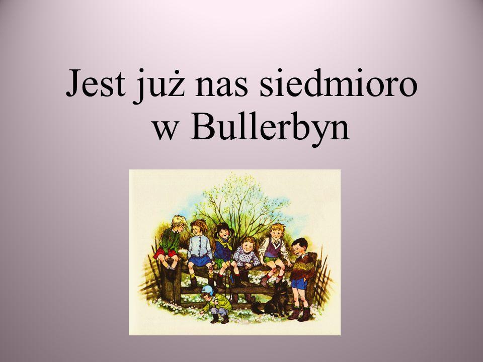 Jest już nas siedmioro w Bullerbyn