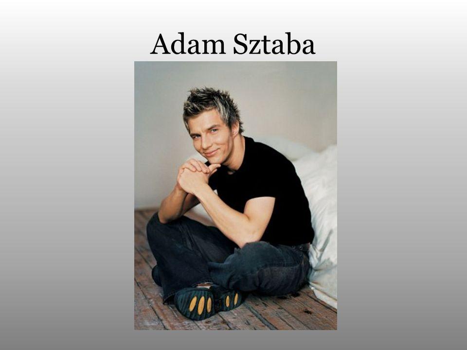 Adam Sztaba (ur.