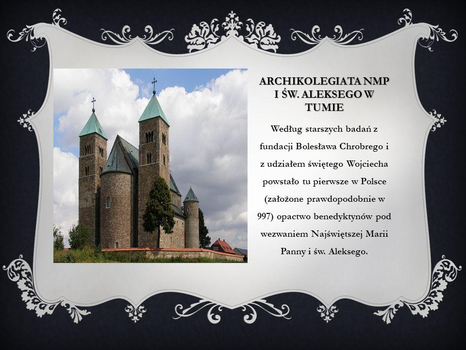 ARCHIKOLEGIATA NMP I ŚW.