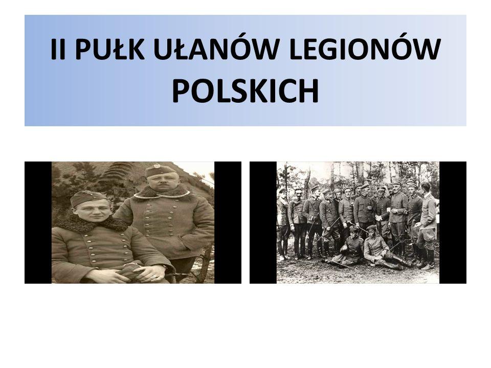 II PUŁK UŁANÓW LEGIONÓW POLSKICH