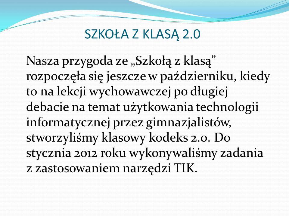 Prezentacja klasy I B opiekun: Agata Frączek