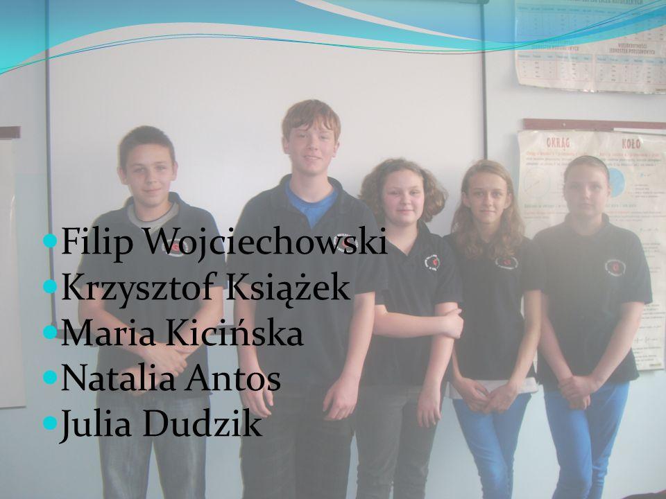 Chętni uczniowie przygotowali prezentacje o wybranym przez siebie matematyku.