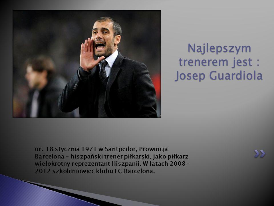 ur. 18 stycznia 1971 w Santpedor, Prowincja Barcelona – hiszpański trener piłkarski, jako piłkarz wielokrotny reprezentant Hiszpanii. W latach 2008– 2