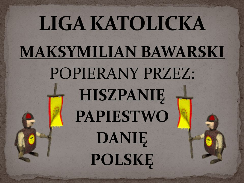 OKRES FRANCUSKO- SZWEDZKI 1635-1648