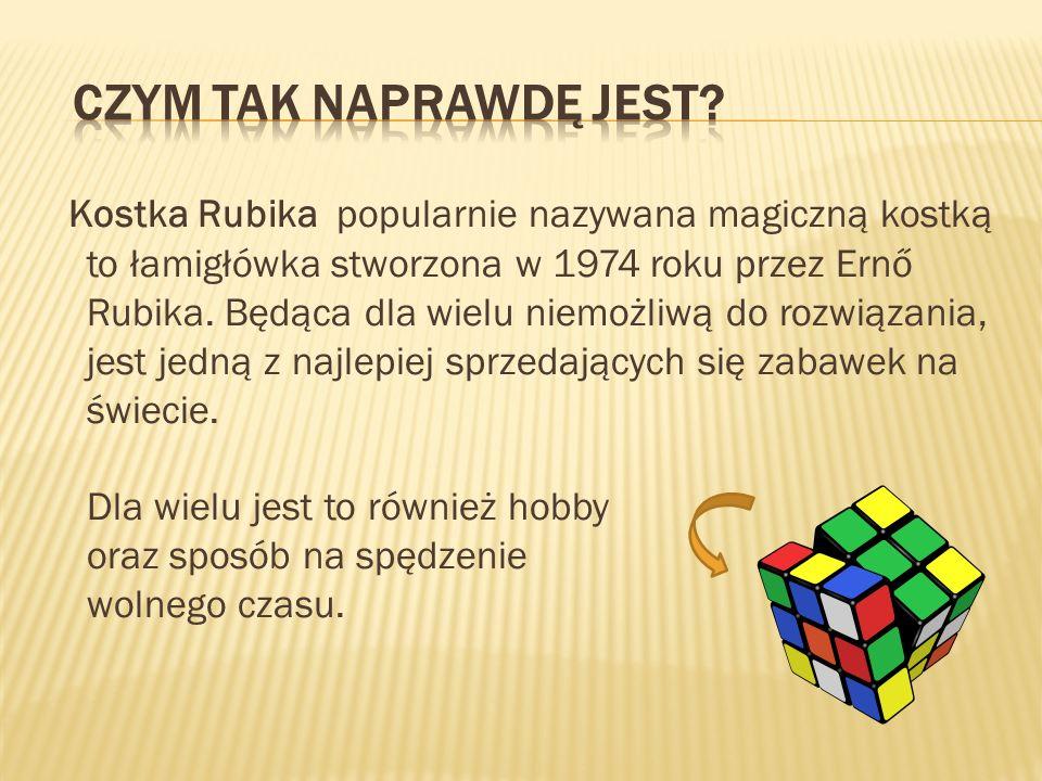 Węgierski profesor architektury, Twórca sześciennej kostki zawdzięczającej jemu swoją nazwę, Znany jako introwertyk, trudny w kontaktach, Wziął udział jedynie w zawodach w Budapeszcie w 2007 roku.