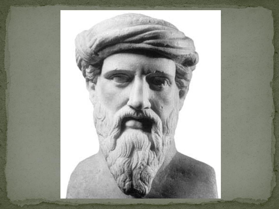 Narodowość: grecka Data i miejsce urodzenia: ok.572-569 p.n.e.