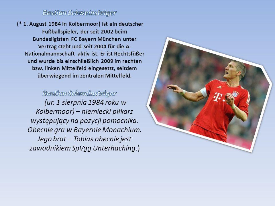 2002 stieß er zum Profi-Kader und spielte - in der 76.