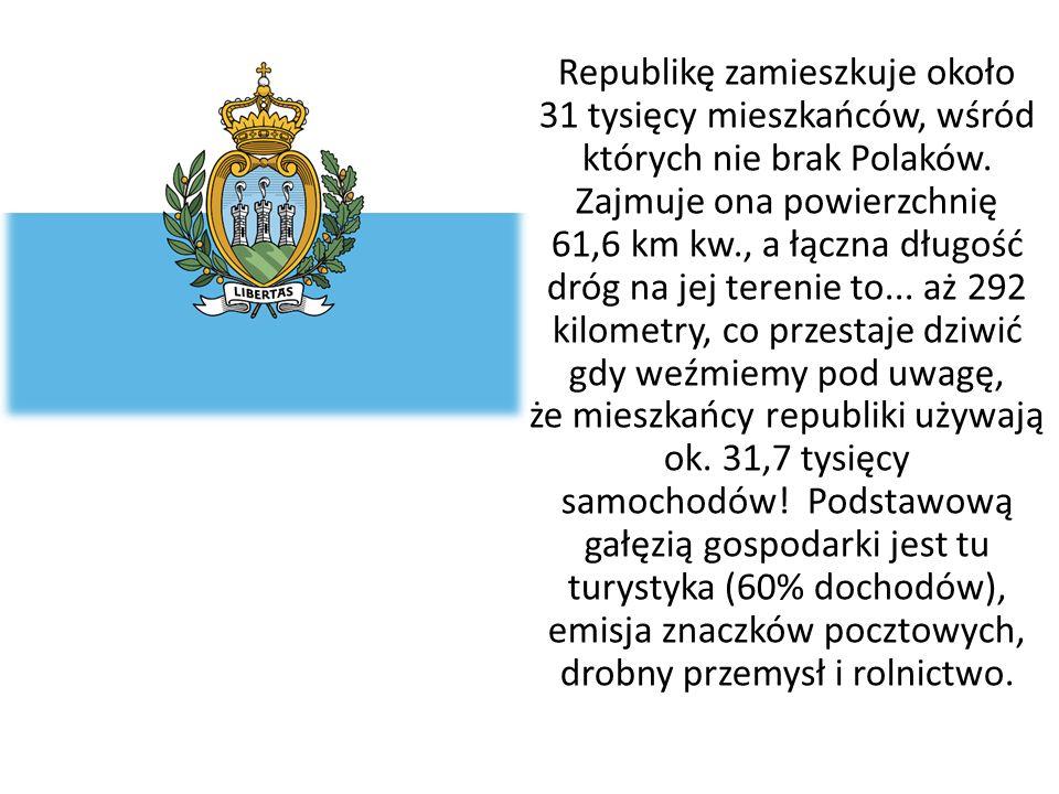 Republikę zamieszkuje około 31 tysięcy mieszkańców, wśród których nie brak Polaków. Zajmuje ona powierzchnię 61,6 km kw., a łączna długość dróg na jej
