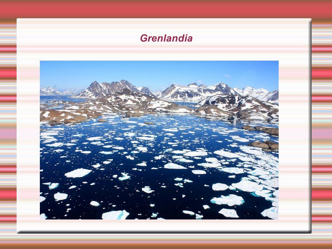 Grenlandia: to obszar położony na wyspie o tej samej nazwie w Ameryce Północne.