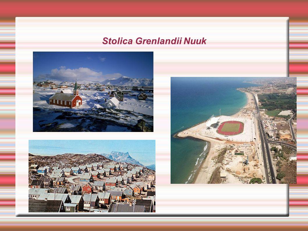 Stolica Grenlandii Nuuk