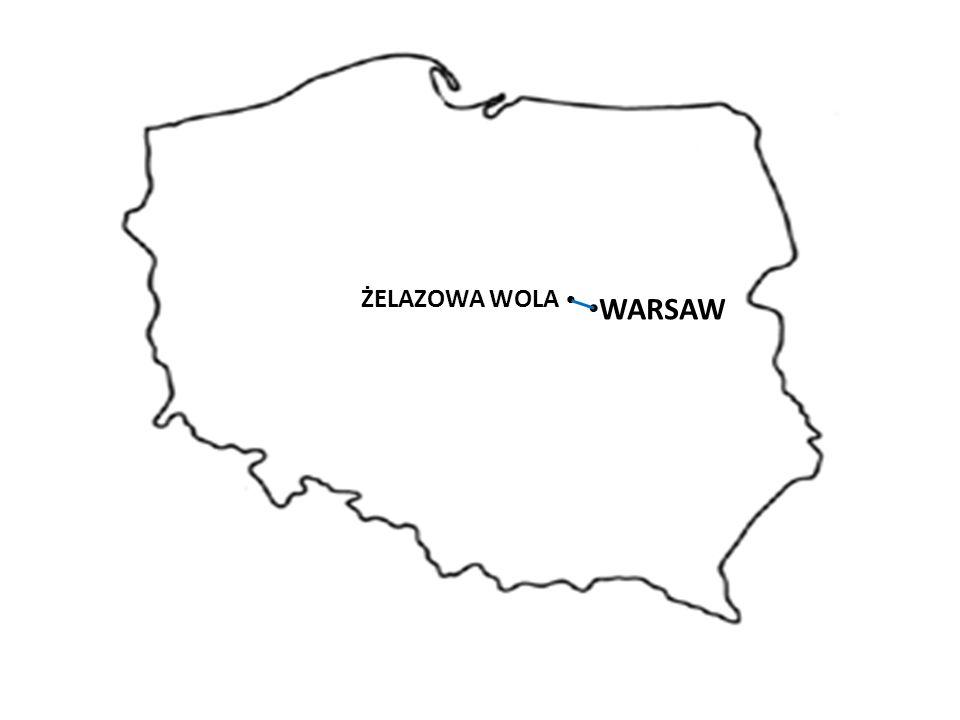 WARSAW ŻELAZOWA WOLA
