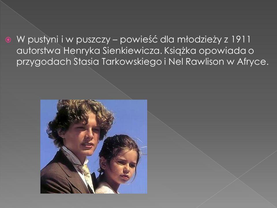 Stanisław Tarkowski – czternastoletni Polak.