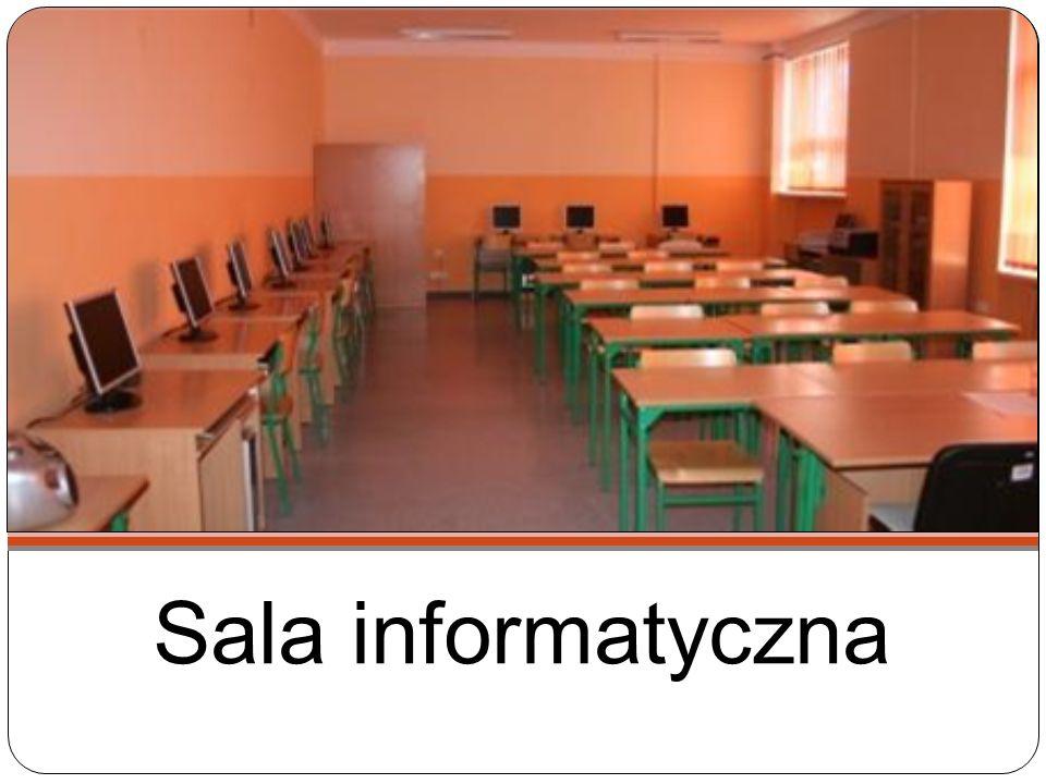 Sala informatyczna
