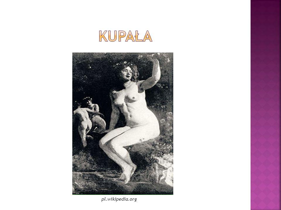 W mitologii słowiańskiej bogini utożsamia siłę przeciwstawną wobec Czarnogłowa, której podporządkowany był trzem, do którego należeli bogowie Kiru Rugewit i Jaruna.