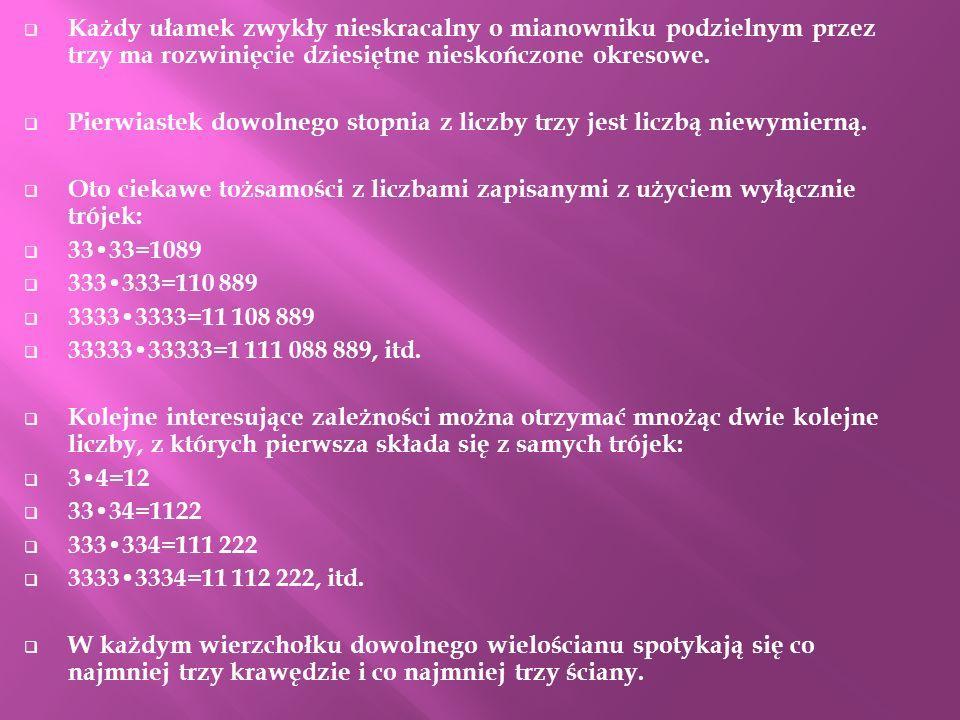 Dziewięć Dziewięć jest największą i jednocześnie jedyną nieparzystą liczbą jednocyfrową złożoną.