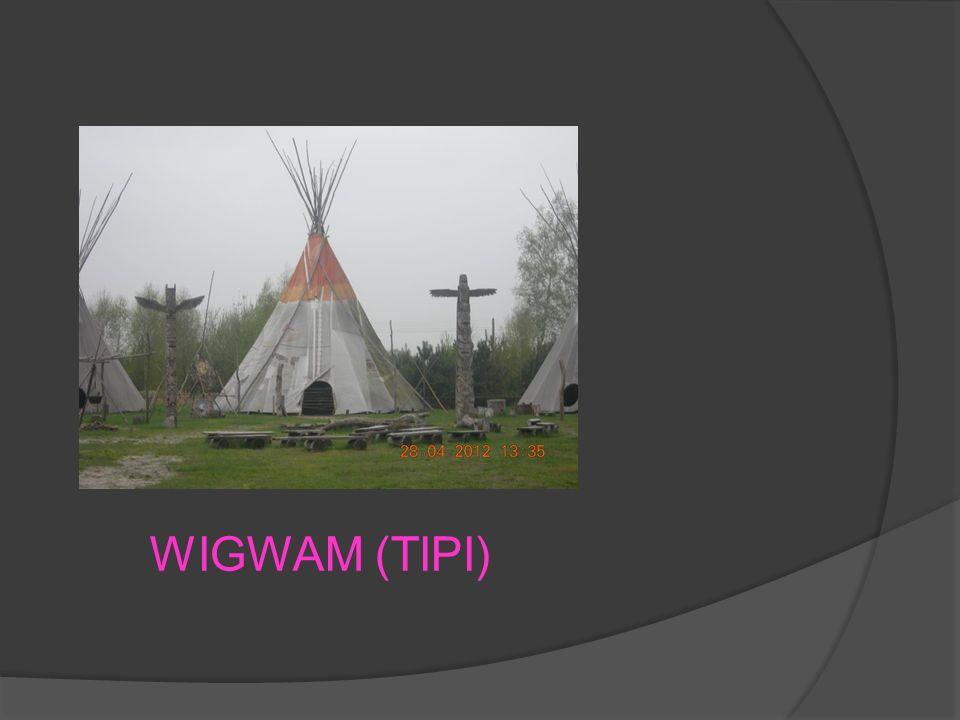 WIGWAM (TIPI)