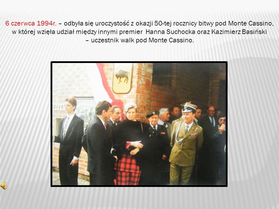 19 maja 1992r.– zostało zorganizowane pierwsze święto szkoły.