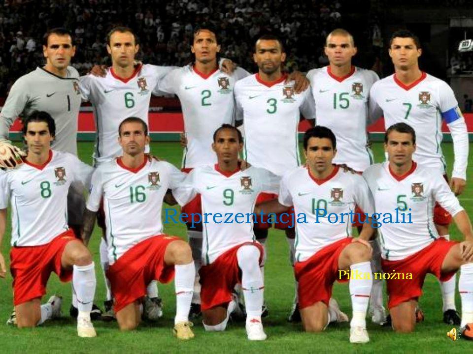 Reprezentacja Portugalii Piłka nożna