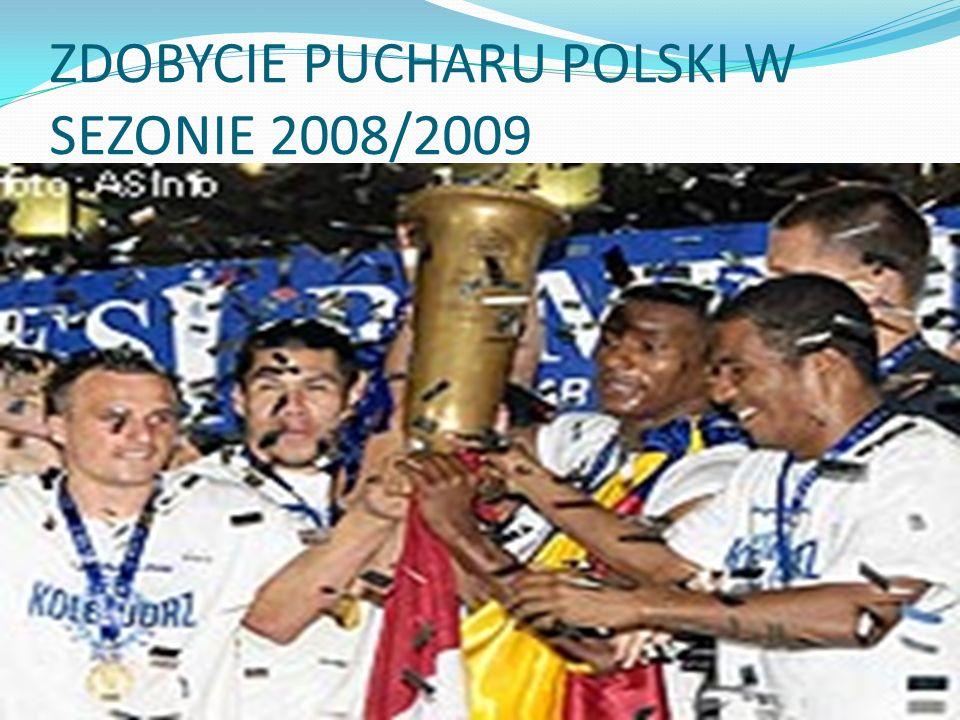 KKS LECH POZNAŃ 2008/2009