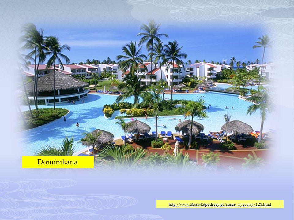 Dominikana http://www.abcswiatpodrozy.pl/nasze_wyprawy/123.html