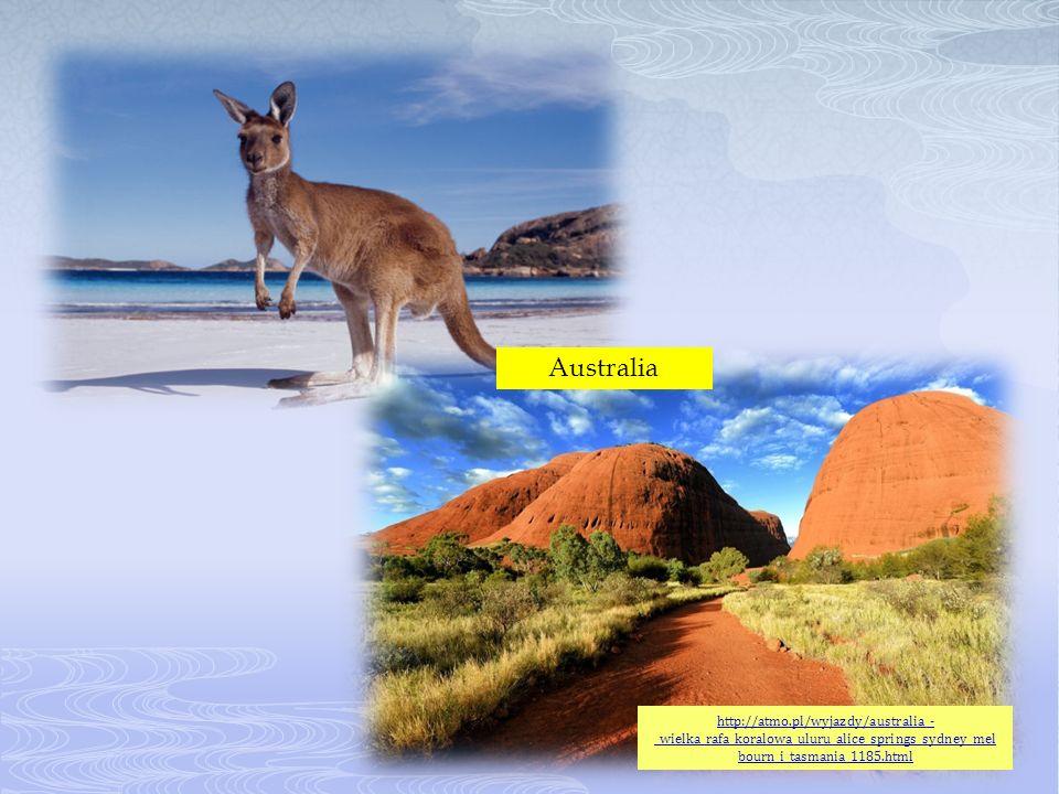 Australia http://atmo.pl/wyjazdy/australia_- _wielka_rafa_koralowa_uluru_alice_springs_sydney_mel bourn_i_tasmania_1185.html