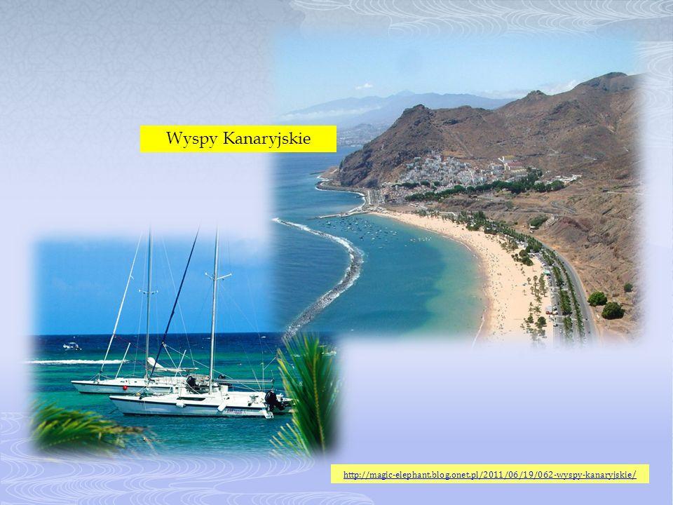 Wyspy Kanaryjskie http://magic-elephant.blog.onet.pl/2011/06/19/062-wyspy-kanaryjskie /