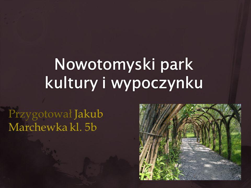 W południowo- wschodniej części Nowego Tomyśla mieści się Park Kultury i Wypoczynku o powierzchni 34 ha.