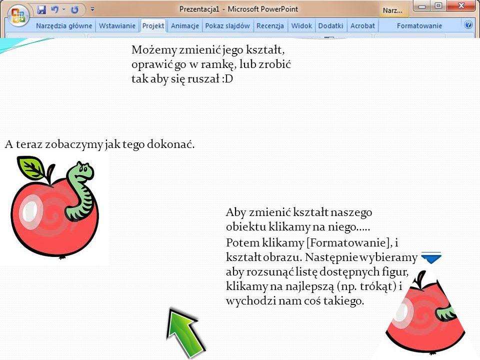 Więc zabieramy się do pracy… Najpierw umieszczamy obiekty (np. wklejamy z internetu). Jako przykład służyć nam będzie ten obrazek