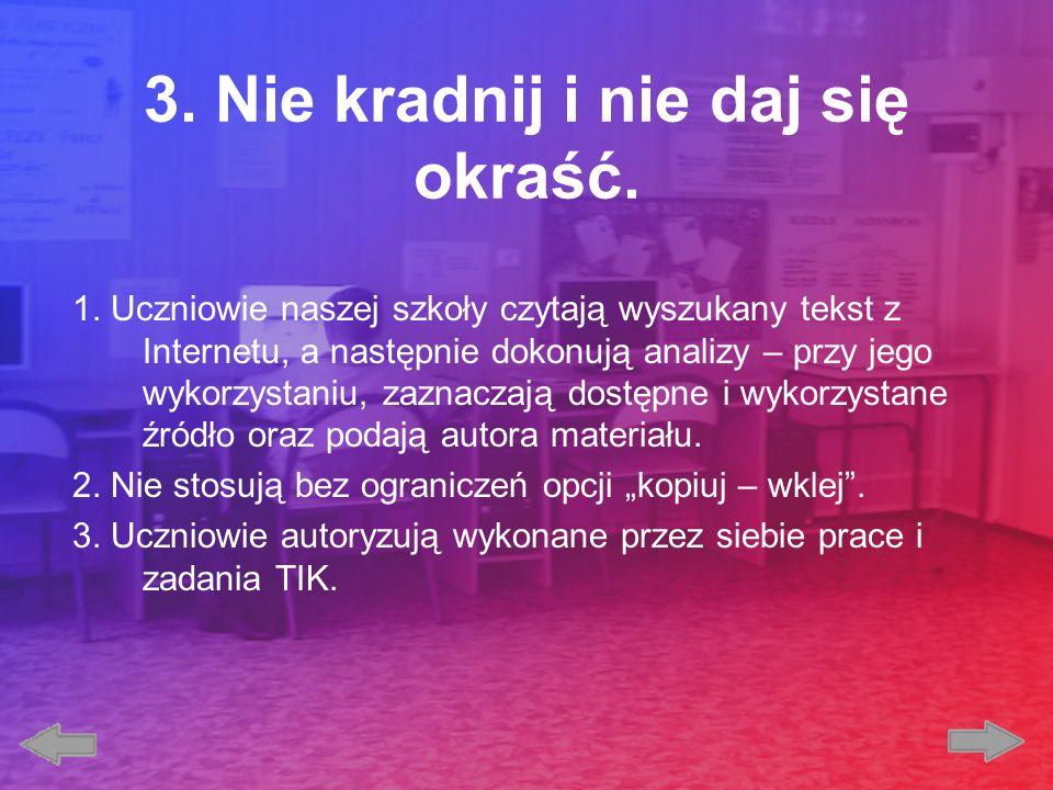 4.Komunikujmy się. 1.