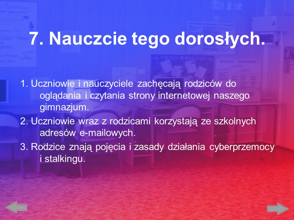 Gimnazjum nr 8 im. Janusza Korczaka w Bytomiu