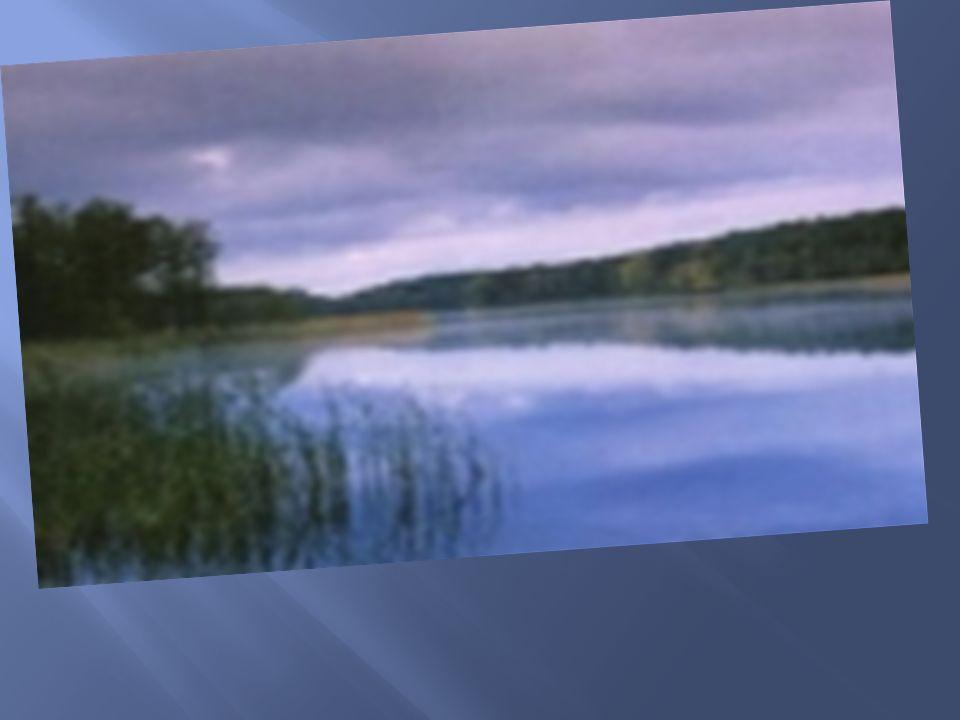 Jezioro słynie nie tylko ze swej głębokości - sięgającej 108.5m, lecz przede wszystkim z niezwykłej przezroczystości i czystości wód(wynosząca ok.