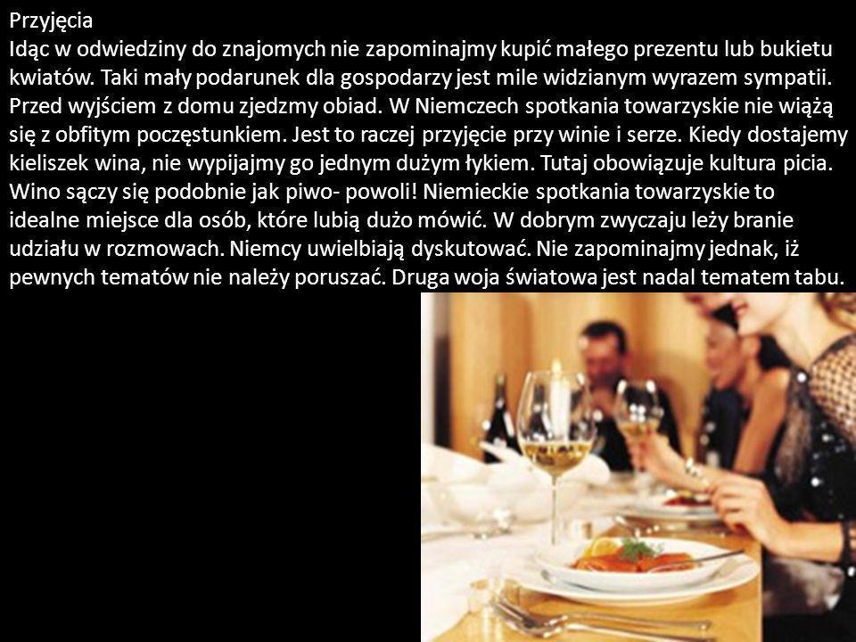 Punktualność Jedną z najważniejszych zasad savoir-vivre w Niemczech jest punktualność, o której Polacy często zapominają.