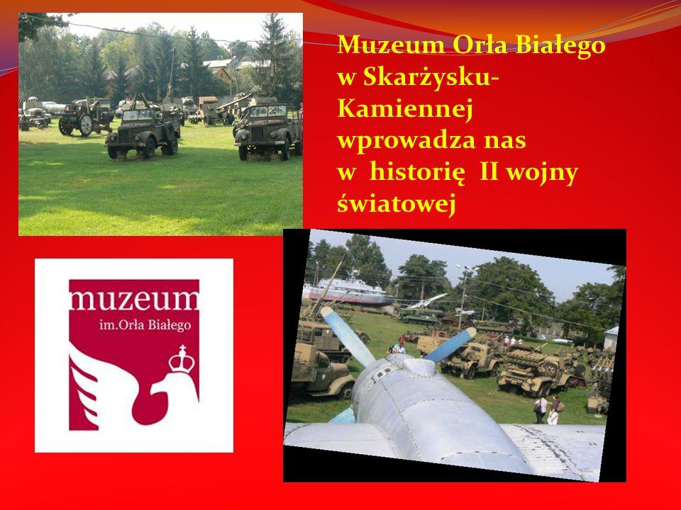 Muzeum Orła Białego w Skarżysku- Kamiennej wprowadza nas w historię II wojny światowej