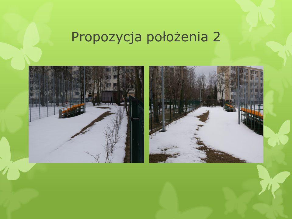 Propozycja położenia 2