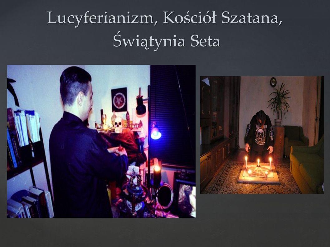 Lucyferianizm, Kościół Szatana, Świątynia Seta