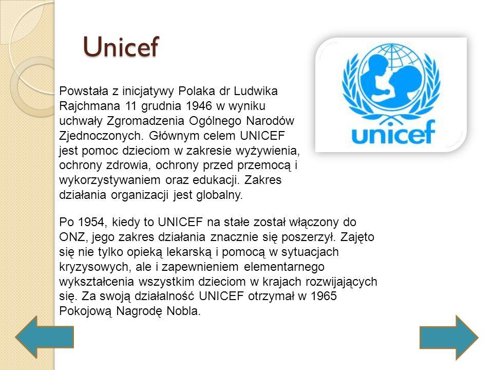 Siedziba główna UNICEFu znajduje się w Nowym Jorku, a pracami tej organizacji kieruje rezydujący tam dyrektor wykonawczy.