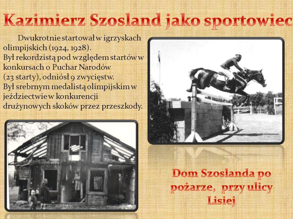 Dwukrotnie startował w igrzyskach olimpijskich (1924, 1928). Był rekordzistą pod względem startów w konkursach o Puchar Narodów (23 starty), odniósł 9
