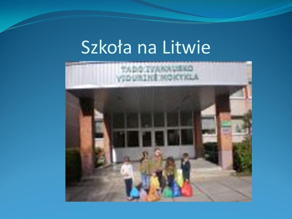 Szkoła na Litwie