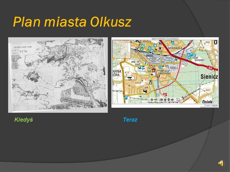 Emalia (OFNE) Kiedyś Teraz Firma założona w 1907 roku w Olkuszu. Zajmuje się produkcją naczyń emaliowanych.
