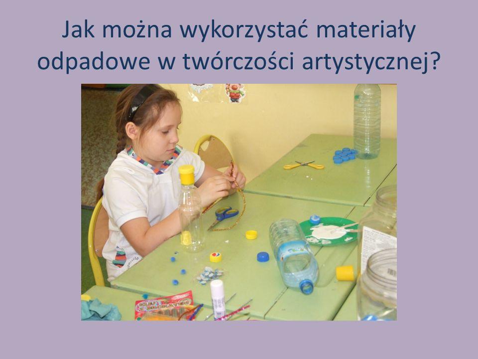Wykorzystanie zdobytej wiedzy w akcie twórczym.